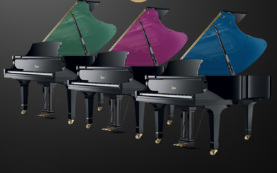 "25 Jahre ""Boston – designed by Steinway & Sons"""