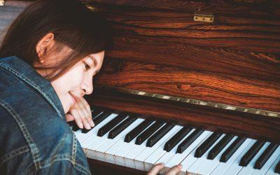 Zeit zum Lernen… Zeit zum Klavierspielen